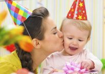 Tarjetas de feliz cumpleaños para los hijos